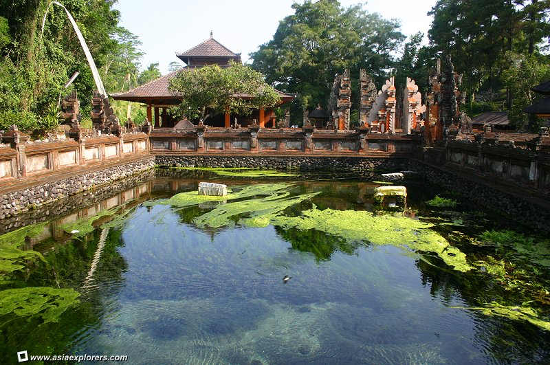 Tirtha Empul Temple – An Ancient Hindu Temple In Bali