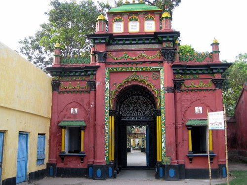 Kaliya Jue Temple, Dinajpur district, Bangladesh